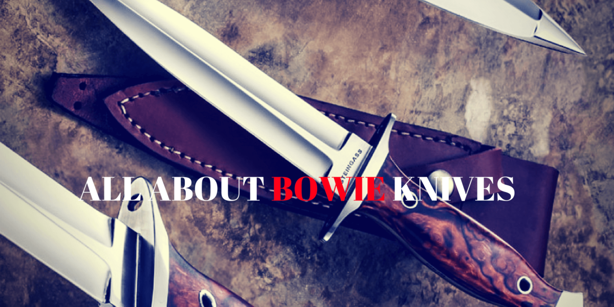 All About Bowie Knives