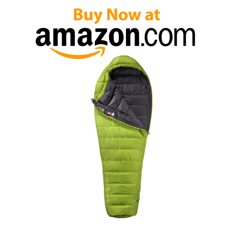 Marmot Hydrogen 30 Degree Sleeping Bag Review