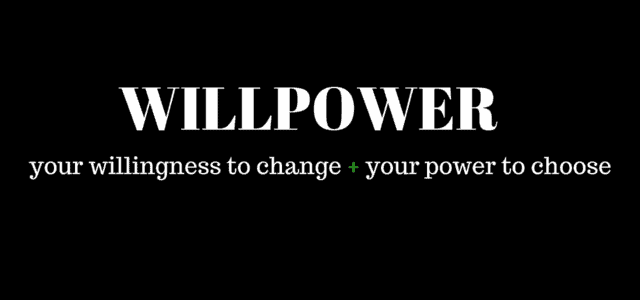 How to develop the will to survive